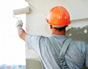 نقاشی ساختمان | رنگ آمیزی منزل | قیمت نقاشی خانه