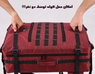 کوله پشتی طرح چمدانی کوهنوردی 40 لیتری
