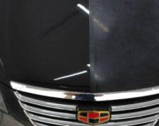 اجرای پوشش نانو سرامیک خودرو