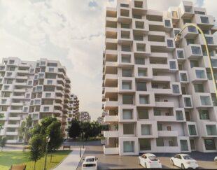 فروش آپارتمان 60 متری در برج باغ شیک ستین