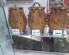 فروش خمره چوبی و دستگاه بارسفت کن