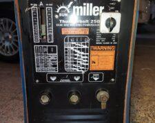 دستگاه جوش میلر