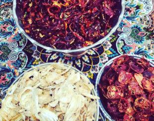 فروش گوجه خشک اسلایس/فلفل پاپریکا خشک/پیاز خشک