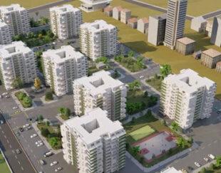فروش ( پیش فروش ) اپارتمان 100 متری پروژه سپکو غرب ایرانمال