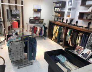 فروش دکور فروشگاه لباس