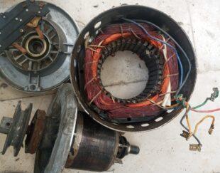 سیمپیچی و تعمیرات موتور و دینام کولر آبی در محل