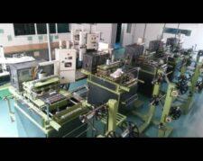 خط تولید و بسته بندی تنباکو