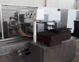 دستگاه دیپازیتورتزریق خمیر12نازل پمپ اضافی