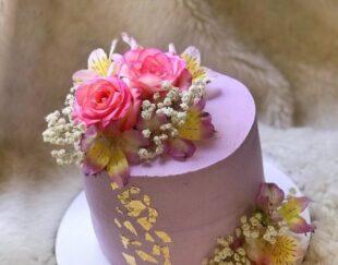 خلق کیک هاتون رو با خیال راحت به ما بسپارید