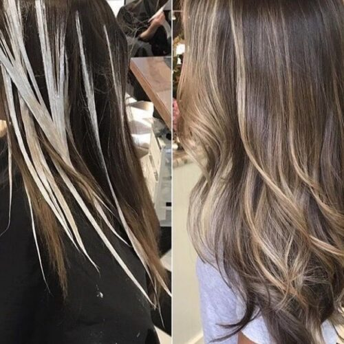 سالن زیبایی ساینا (رنگ مو،کراتین،بوتاکس مو،پاکسازی صورت)