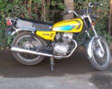 موتور هندا 125 سی جی