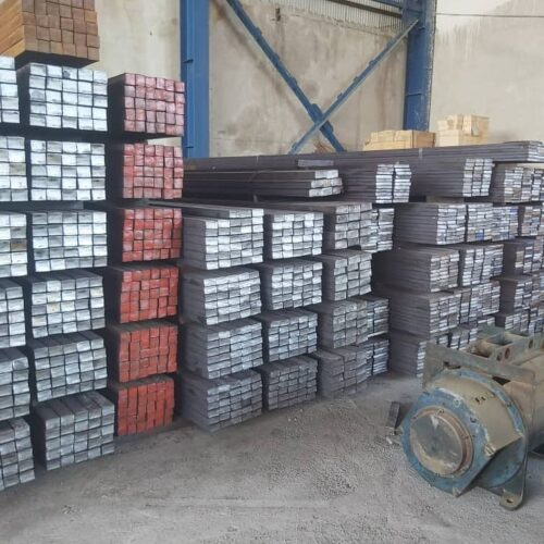 تولید نبشی ناودانی آهن آلات صنعتی ساختمانی
